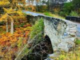 The true story behind the Rosehall bridge's byname. The Minister's Bridge is a beautiful single-track stone bridge over a deep, rocky ravine at Allt Mhor.