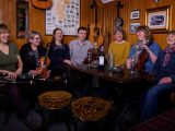 The group is bringing first-class musicians to local venues accross Sutherland and has received the 'Club of the Year 2019' at the Scots Trad Music Awards.