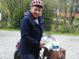 Shopping pick-ups, prescription collections and friendly phone calls are some of the services offered by volunteers in Rosehall, Altass and Brae