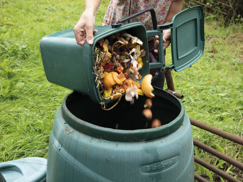 Home Composting for your Garden