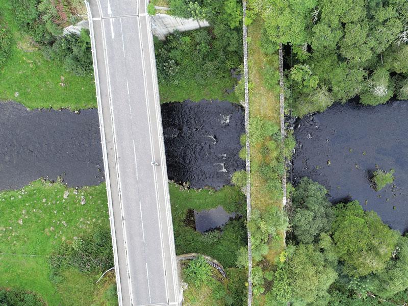 Action needed for Shin bridge, Inveran