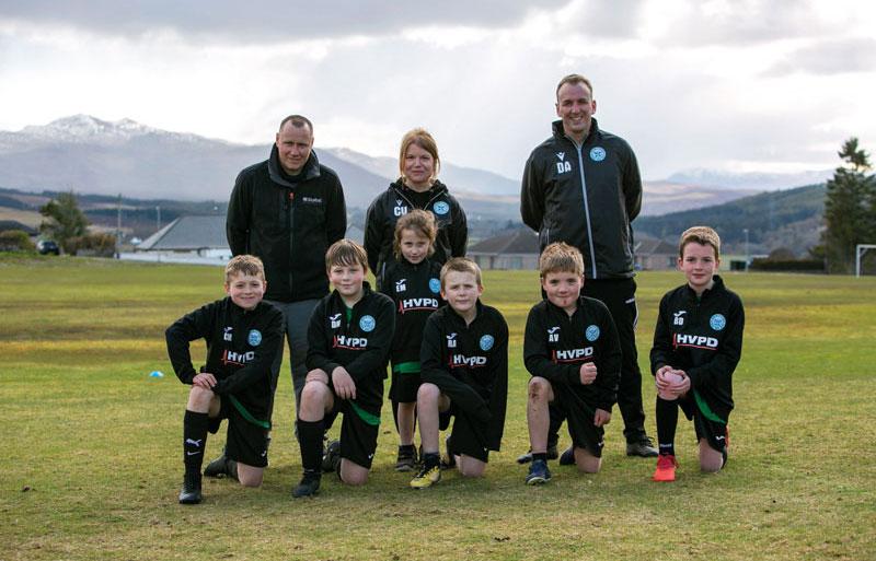 Bonar Bridge Football Club, from strength to strength